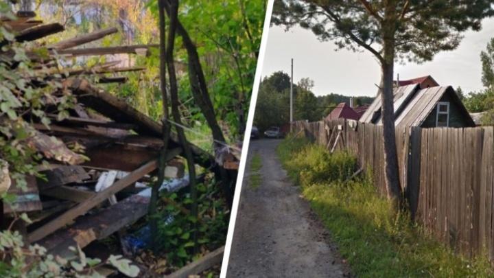 «Это нонсенс»: Высокинский — о сносе садов на Уралмаше ради коттеджей