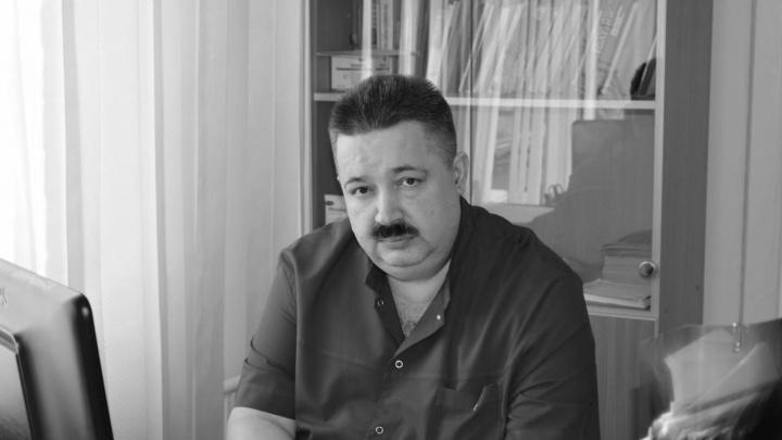 В Омске умер врач онкологического диспансера