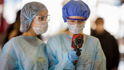 В Кузбассе резко увеличилось число заражённых коронавирусом