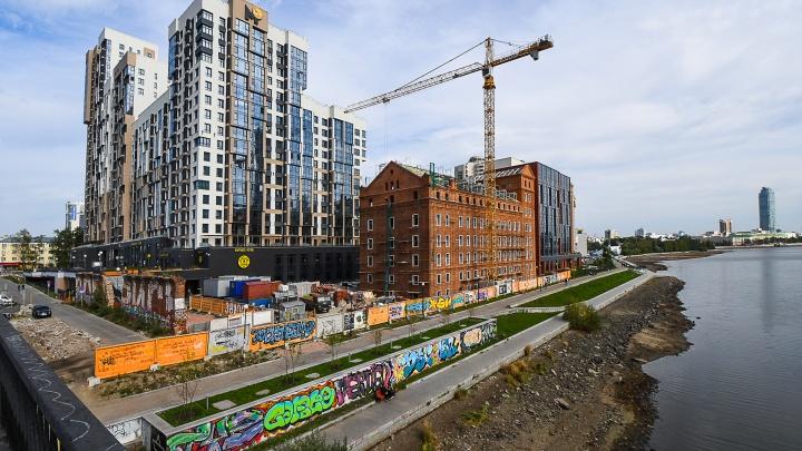 «Фасад почти завершен»: когда сдадут элитное жилье в старинной Симановской мельнице