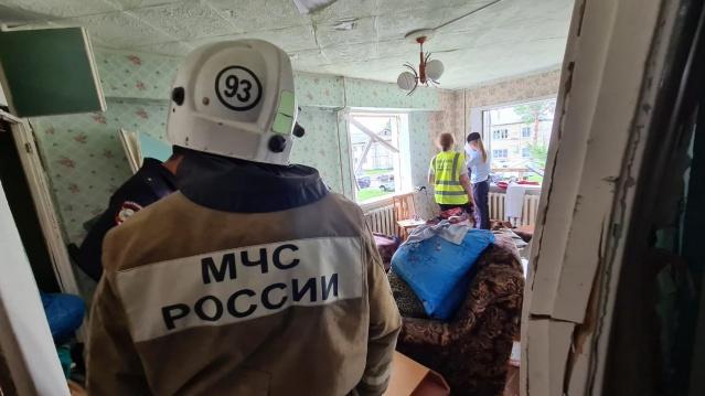Следователи рассказали о состоянии женщины, пострадавшей при взрыве газа
