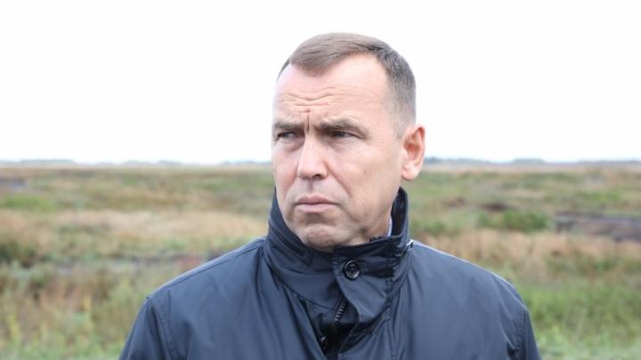 Вадиму Шумкову внесли представление от генпрокуратуры из-за ситуации с теплом в Зауралье