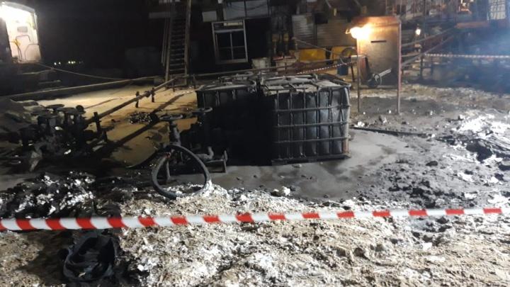 При ЧП на месторождении в НАО погиб рабочий, еще трое— пострадали