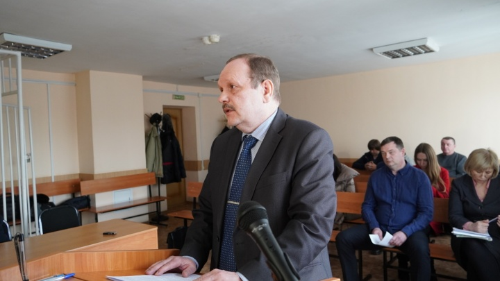 Последнее слово вице-мэра: Богдан Масан попросил суд оправдать его
