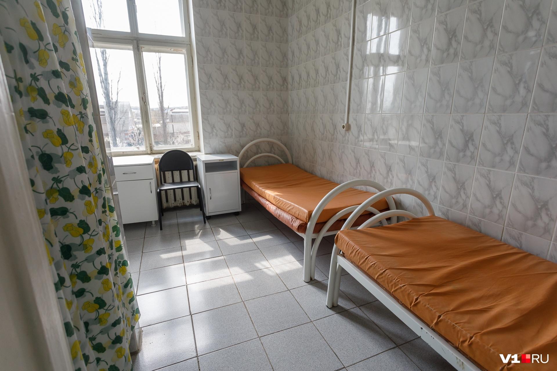 В этих палатах за 30 лет врач-инфекционист повидала всякого