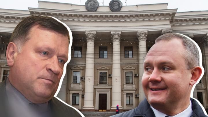 «Сдавали тесты на коронавирус»: заболели двое вице-губернаторов Волгоградской области