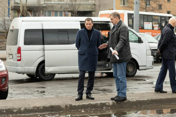 В минувшие выходные врио губернатора вместе с Игорем Годзишем проехался по Архангельску. То, что он увидел, ему не понравилось