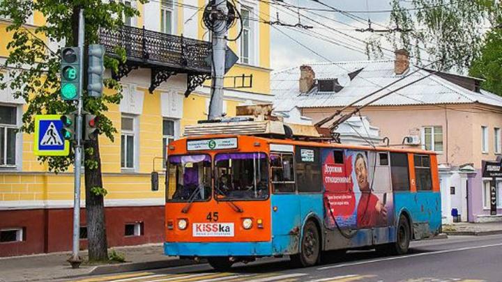 «Троллейбус всё равно уберём»: власти Рыбинска рассказали, что будет ездить вместо популярной «пятёрки»