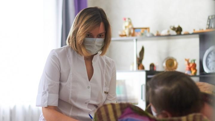 В Минздраве Самарской области рассказали, как лечат больных с COVID на дому