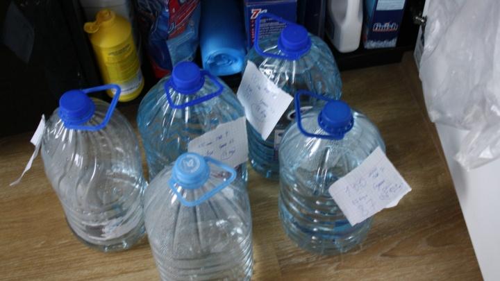 Следователи проверят странные бутылки, которые нашли в квартире убитого Владимира Таушанкова
