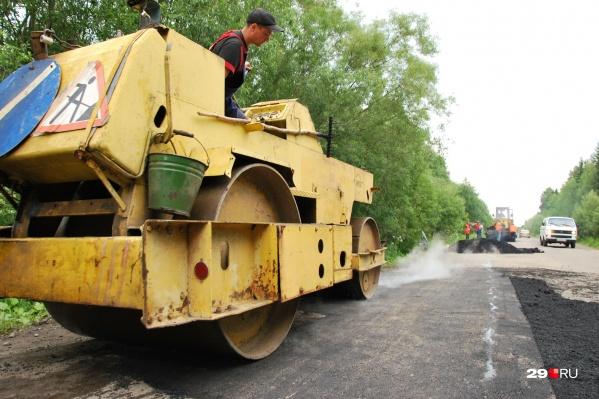 Цыбульский сказал, что построить необходимо 115 километров дороги в течение 4–5 лет