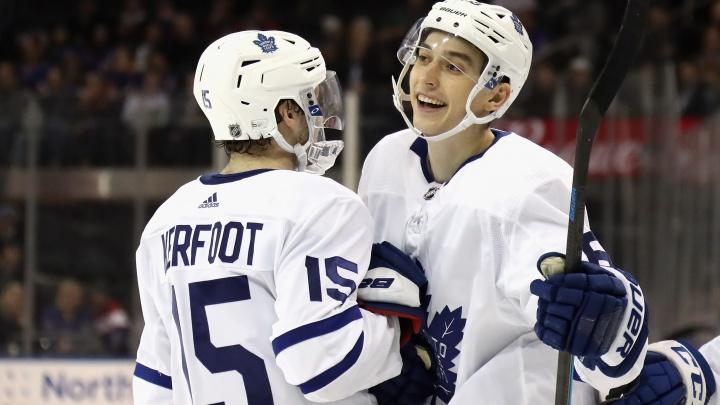 Илья Михеев продлил контракт с «Торонто». Он получит 254 миллиона рублей за два года