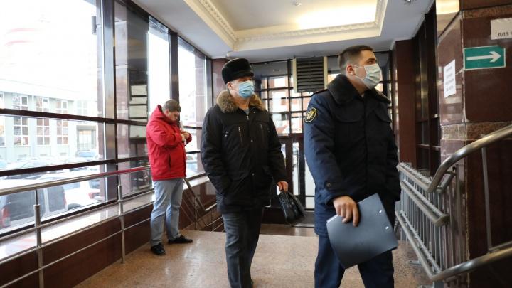 «Надеюсь на справедливое решение суда»: состоялось первое заседание по делу экс-начальника УМВД Алтынова