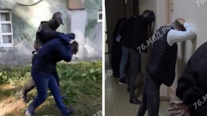 Обманывали пенсионеров: в Ярославской области задержали банду лжегазовщиков
