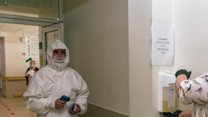 Вирус наступает: в Самарской области 140 человек заразились COVID