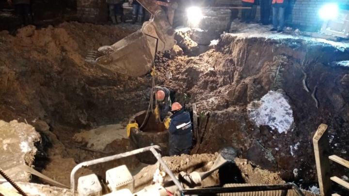 Жители Новодвинска остались без холодной воды из-за аварии на АЦБК