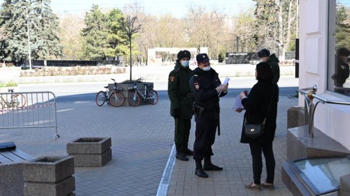 В Ростовской области не будут смягчать режим самоизоляции