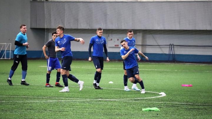 Уход лучших игроков и домашние игры в Подмосковье: как ФК «Иртыш» готовился к сезону в ФНЛ