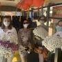 Каждому — по ленте: «Самара Авто Газ» поздравил пассажиров с 9 Мая