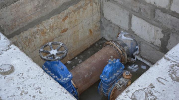 Жители домов в Кордном поселке завтра на весь день останутся без холодной воды