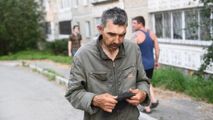 Екатеринбуржец — о своем похищении из вагончика: «На ходу выскочил, а они поехали дальше»