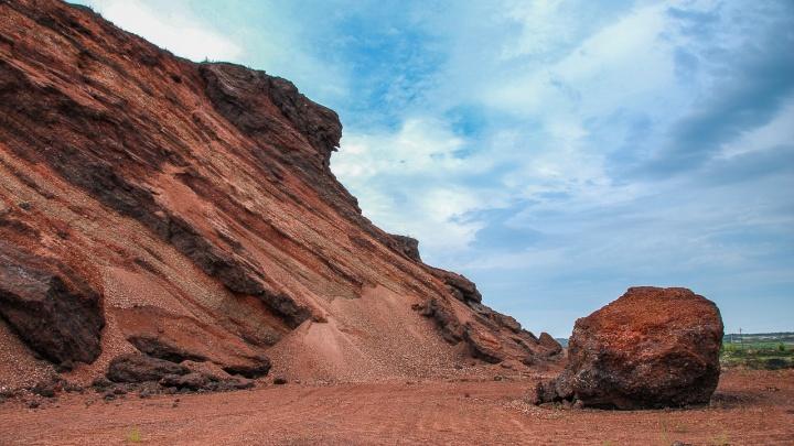 Адские терриконы: в День шахтёра любуемся спорной красотой Копейска, города углекопов