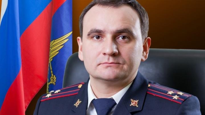Начальник УВД Волгограда уехал служить в Севастополь