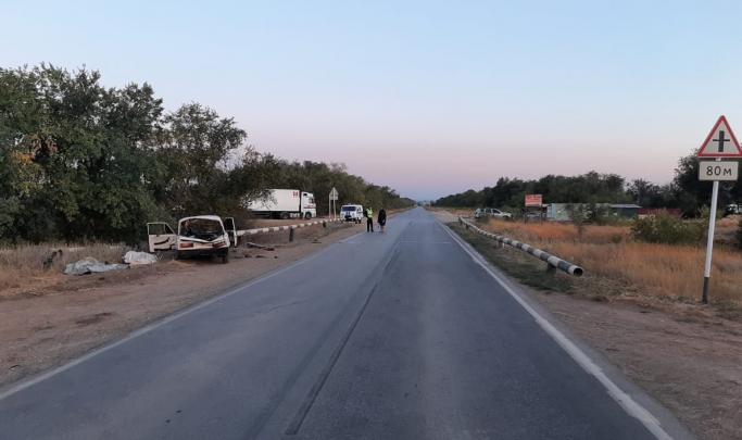 Прокуратура проверит госорганы после гибели подростков в аварии под Волгоградом