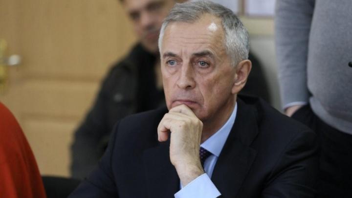 Челябинского министра, госпитализированного с подозрением на пневмонию, выписали из больницы