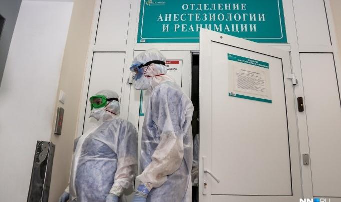 Ежедневный рост: в Нижегородской области коронавирусом заболел еще 471 человек