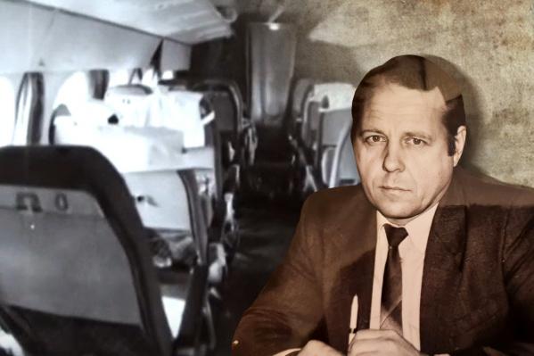 За героизм на самолете Анатолий получил орден Красной Звезды