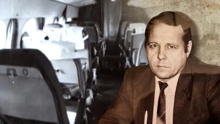 """Офицер КГБ — о захватчике самолета в аэропорту Уфы: «Он уперся автоматом мне в живот и спросил: """"Кто такой?""""»"""