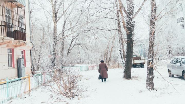 В Омске нашли женщину, у которой пенсия 52 тысячи рублей