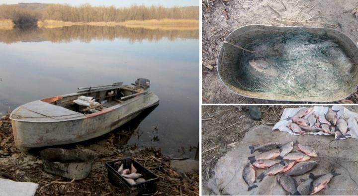 Волгоградцу за рыболовную сеть грозит два года колонии