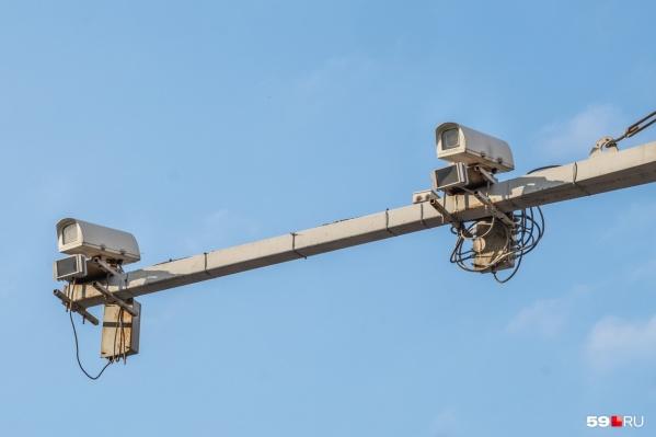Камеры будут фиксировать целый спектр нарушений