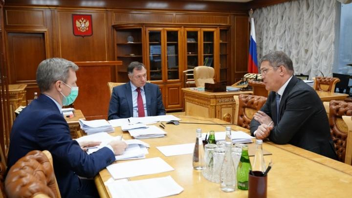 Радий Хабиров рассказал о строительстве нового района Уфы