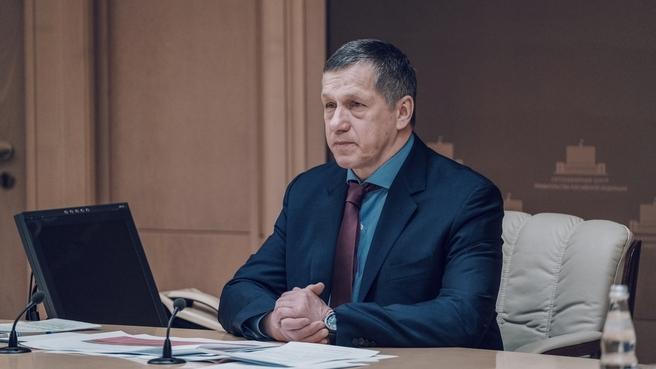 Вице-премьер Юрий Трутнев поручил подготовить программу развития комфортной среды в Архангельске