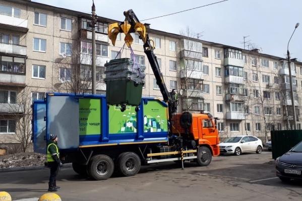Предприниматели могут платить за вывоз мусора по факту или по нормативу