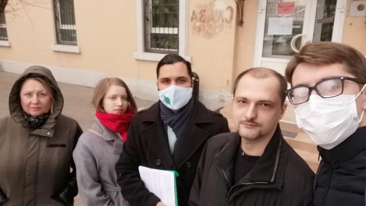 Волгоградку оштрафовали за призыв покормить голубей в поддержку Хабаровска