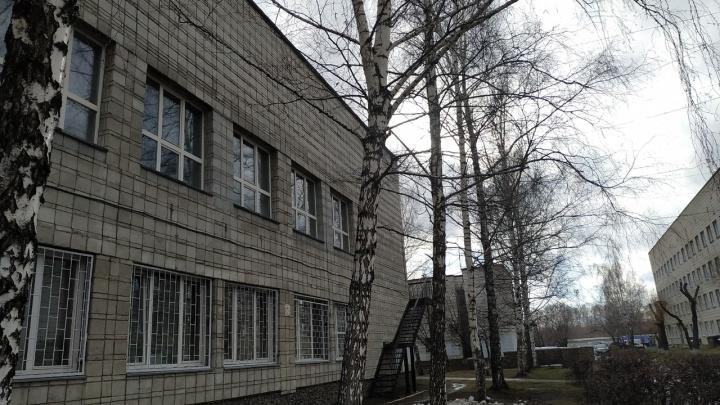 Три этажа больницы №11 отдадут под центр для сортировки пациентов с внебольничной пневмонией