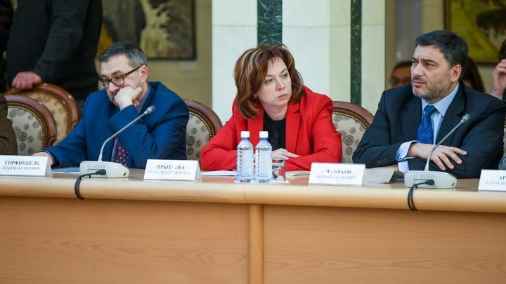 Губернатор Евгений Куйвашев подписал два указа о перестановках в областном правительстве