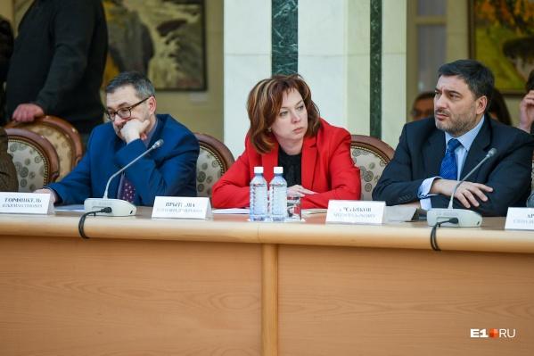 Юлия Прыткова была главой ДИПа с 2018 года