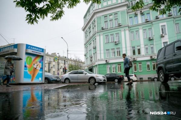 Дожди будут практически каждый день, но температура комфортная