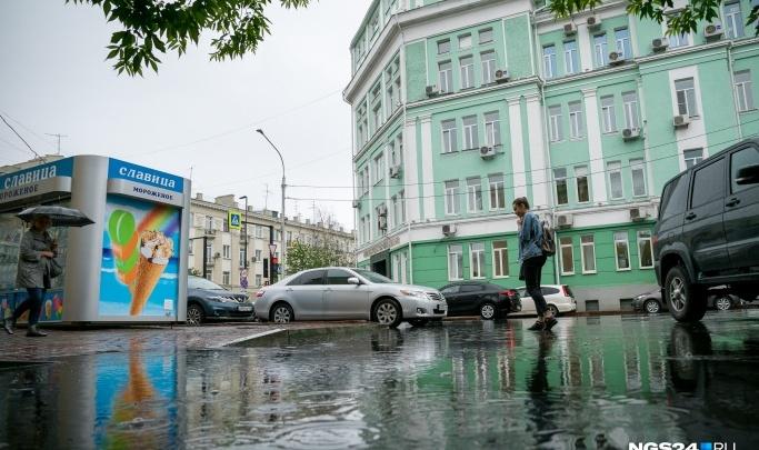 Погода на неделю: дождливо и тепло