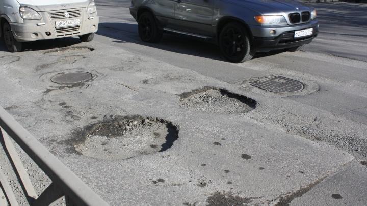 Убитые дороги в Екатеринбурге восстановят, несмотря на кризис и коронавирус