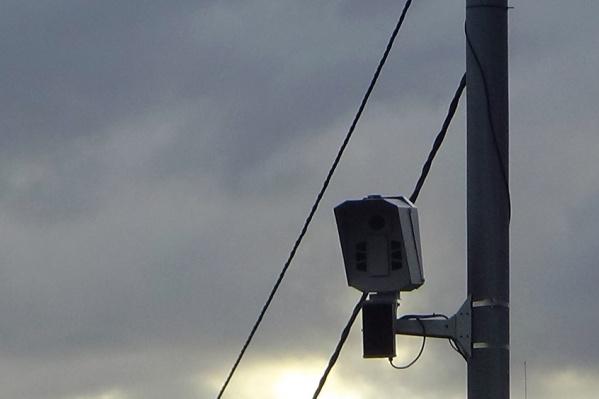 Такие камеры установят на двух участках федеральной трассы Р-255 «Сибирь»