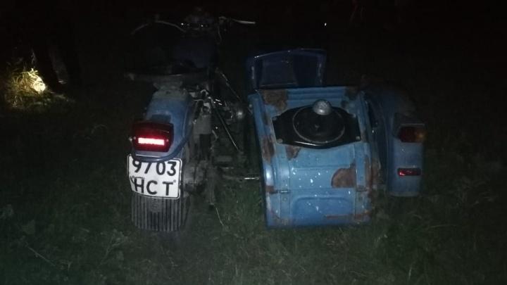 Два мотоцикла врезались друг в друга: погибла 15-летняя девушка