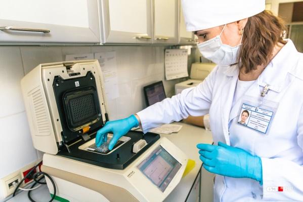 В 10 районах Ярославской области выявлены новые случаи коронавируса