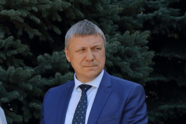 Александр Палатный занимает пост замминистра природы с 2018 года