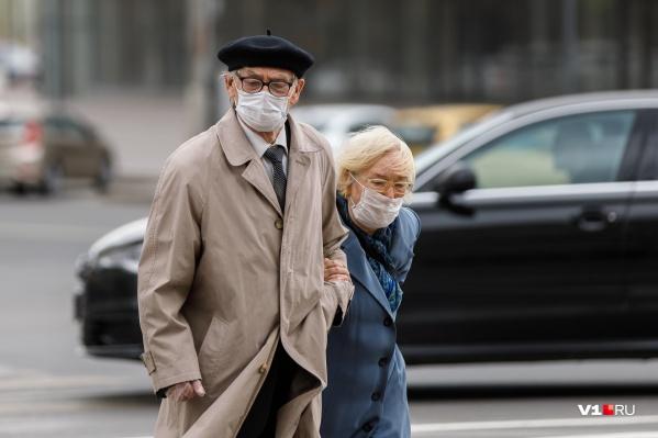 Количество заболевших с начала эпидемии волгоградцев перевалило за 27 тысяч